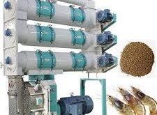 فروش دستگاه پلت خوراک ماهی