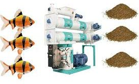 دستگاه پلت خوراک ماهی