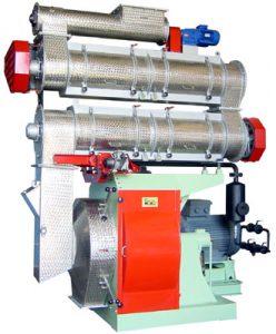 دستگاه پلت صنعتی